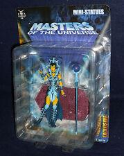 "Masters of the Universe EVIL-LYN Mini-Statue 7"" AFX Exclusive Figure MOTU NECA"