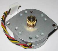 Portescap Stepper Motor  - 24 V - 7.5 deg/step - S42L048S02 with Brass Gear