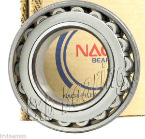 22217EXW33K Nachi Spherical Roller Bearing Tapered Bore Japan 85x150x36 Spherica