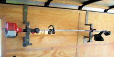 1 Place Weedeater Trimmer Rack ENCLOSED Trailer Locks holds 1 Trimmer PK-6S/PK-5