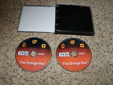 The Orange Box (PC, 2007) Near Mint Replacement Disks