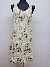 NEW Da-Nang Women's Summer Dress Short Sleeves RARE! CHINESE CLOUD RCG2083 M