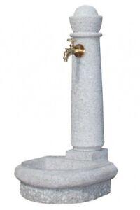 Steinbrunnen Garantia Venezia Puit de Jardin Fontaine Décorée Fontaine Taille