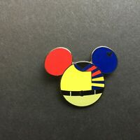 Hidden Mickey Completer Epcot Cast Costume Universe of Energy Disney Pin 100296
