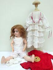 """Antique doll années 1900 S.H 1079 DEP. 12 Simon Halbig Porcelaine bisque head 22 24"""""""