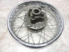 82 Honda CM250 CM 250 C Custom rear back wheel rim
