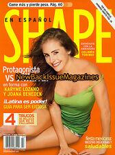 Spanish Shape 3/04,Karyme Lozano,March 2004,NEW