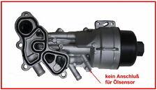 Nissens Ölkühler m Filtergehäuse MINI Citroen PEUGEOT 1.6 16V THP ohne Ölsensor