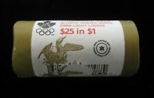 2008 Olympic Loons - Special Wrapped Roll from the Mint