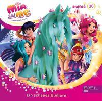MIA AND ME - EIN SCHEUES EINHORN (36)-HÖRSPIEL ZUR TV-SERIE    CD NEU