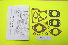 Tillotson Carburetor Repair Kit Carb JR1 JR5 Chrysler DeSoto Dodge Chev IHC  NEW