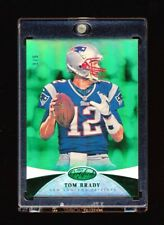 TOM BRADY 2013 PANINI CERTIFIED EMERALD PARALLEL #47 #D 1/5 NEW ENGLAND PATRIOTS