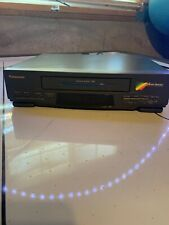 PANASONIC PV-2501 OMNIVISION VCR VHS Tested Works Great