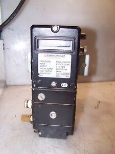 FAIRCHILD T7900-40403O0P PRESSURE TRANSDUCER 24 VDC