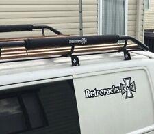 Camper Van  2Pcs Roof Rack Bar Pads for Surf Board   Kayak Snowboard