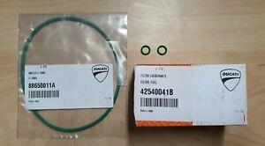 Genuine Ducati Spare Parts Fuel Filter Kit, 748 916 996 998 ST2 ST4, 42540041B