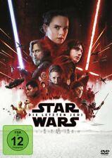 Star Wars: Episode VIII (8) - Die letzten Jedi DVD NEU