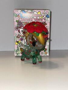 Tokidoki Unicorno Flower Power Vinyl Figure Rosa w/ Box