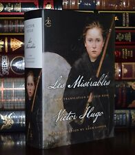 Les Miserables by Victor Hugo Brand New Collectible Hardcover Gift Edition