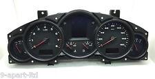 GENUINE PORSCHE 955 CAYENNE 4.5L V8 INSTRUMENT CLUSTER FINISHED IN BLACK