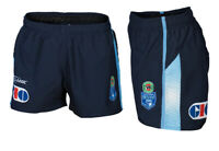 New South Wales Blues State Of Origin Players On Field Shorts Size S-4XL!7