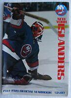 "1977-1978 New York Islanders NHL Hockey Yearbook (8x11"" - 50 pages) Mike Bossy +"