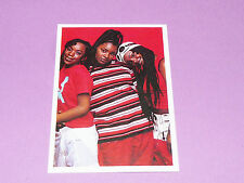 N°45 CLEOPATRA PANINI SMASH HITS PLANET POP 1998 FRANCE COLL. '99