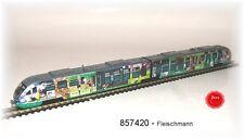 Fleischmann 857420 Secondary. Diesel trainset of the series 642 Vogtlandbahn