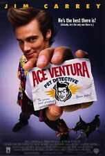 """Ace Ventura Pet Detective Movie Poster [Licensed-NEW-USA] 27x40"""" Theater Size"""