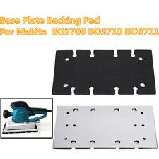 Base Plate Backing Pad Sheet Sander Spare Part For Makita BO3700 BO3710 BO3711