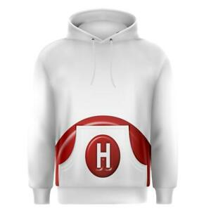 Orit TT Shahaf Designs Men's Core Red Hoodie