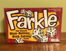 Farkle, Classic Dice-Rolling Risk-Taking Game! New, Factory Sealed!