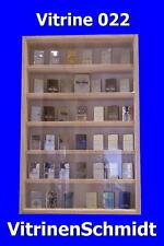 VitrinenSchmidt® 022 Setzkasten /  Vitrine Feuerzeuge &  Mineralien