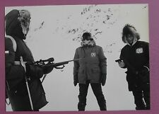 (X225) Pressefoto - Bäreninsel in der Hölle der Arktis (1979) / Bear Island #5
