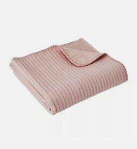 ADAIRS Baby Bamboo Wool Blanket PINK