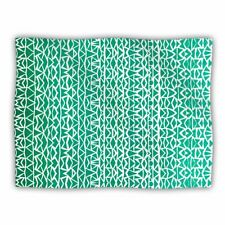 Kess InHouse Pom Graphic Design 'Tribal Forrest' Dog Blanket, 40 by 30-Inch