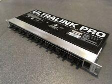 Behringer MX882 Ultralink Pro 8-Channel Splitter/ Mixer