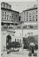 York Pa 1st Capitol of the United States Comparison 1919-1991 View 3 Postcard P2
