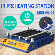 IR Preheating Oven T8280 Rework Station Pcb Board Infrared Temperature Sensor
