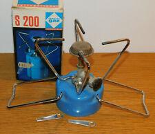 vintage RECHAUD de CAMPING GAZ BUTANE stove CAMPINGGAZ S200 S-200 kocher GAS