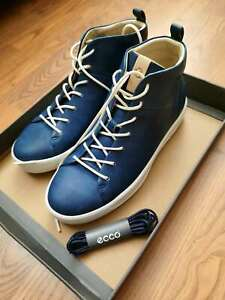 BRAND NEW ECCO SOFT 8 LADIES HIGH TOP SNEAKER SIZE US 6-6.5