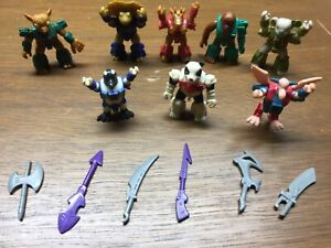 Vintage 1987 Hasbro Takara Battle Beast Lot