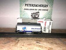 Märklin H0 44182  Gedeckter Güterwagen Ahoj-Brause  in OVP  GW221  O1019