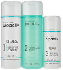 Proactiv 3pc 60 day Kit Proactive - Single Shipment - Genuine Usa Version!
