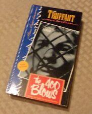 The 400 Blows Vhs Video Francois Truffaut