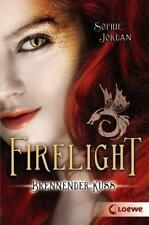 Firelight – Brennender Kuss von Sophie Jordan (2011, Taschenbuch)
