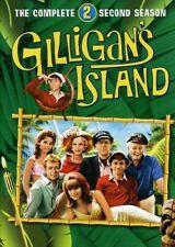Bob Denver Gilligan S Island Complete Second Season 6 DVD Set Unsealed Reg 1