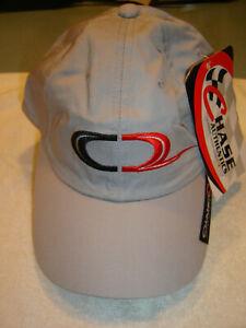 VINTAGE #8 CHANCE 2 MOTORSPORTS Adj.Chase Authentics Gray Hat NEW W/TAG