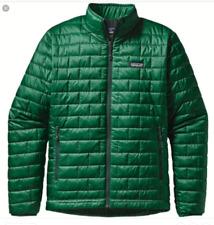 PATAGONIA Men's Nano Puff Jacket, Legend Green, Size XL, NWT