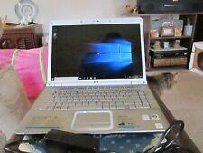 HP Pavilion dv6500, Windows 10PRO 3gb Ram 160gb HD White